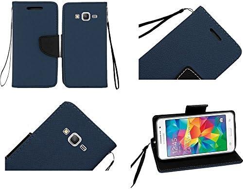 Funda para Samsung Go Prime, SOGA [Pocketbook Series] PU Cuero ...