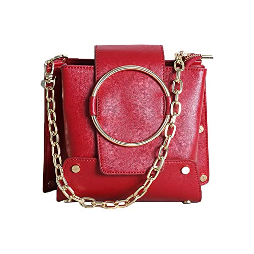 Bucket Borsa Circle Bag donna Large Fashion ElementsSingleShoulder Portable Crossbody da gvgnqxr8