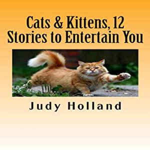 Cats & Kittens, 12 Stories to Entertain You Audiobook