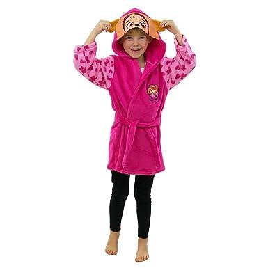 Amazon.com: Paw Patrol Kids Dressing Gowns - Skye 2-3 Years: Clothing