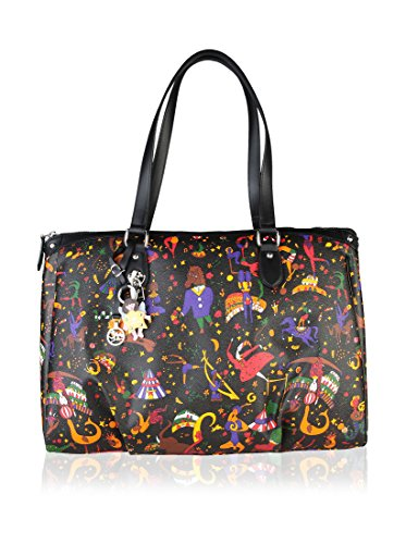 Piero Guidi Bolso asa al hombro Magic Circus Negro