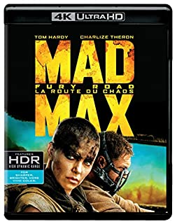 Mad Max: Fury Road [4K Ultra HD + Blu-ray + Digital Copy] (B01BLK8GXU) | Amazon Products