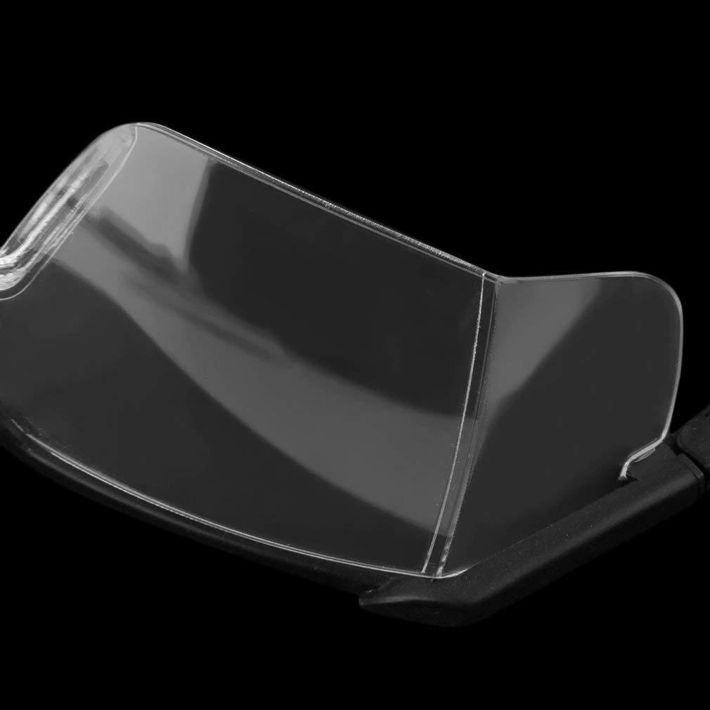 LeobooseWork Safety Gafas Protectoras para los Ojos Gafas Laboratorio de Pintura en Polvo Dentales a Prueba de Polvo Anti-Salpicaduras industriales