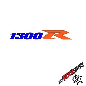 Myrockshirt 2 X Tuning Aufkleber Set In 20 Cm Suzuki Gsxr