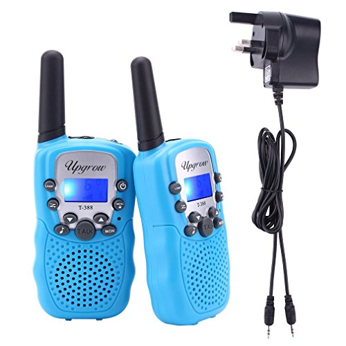 Walkie Talkies, Upgrow RT-388 Kids Walkie Talkie Children Walky Talky...