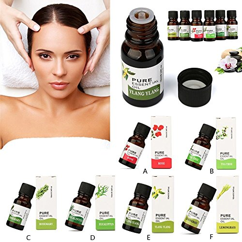 ❤️ Sunbona Clearance Sale 10ml 100% Pure & Natural Essential Oils Aromatherapy Scent Skin Care (B) by Sunbona Concealer (Image #3)