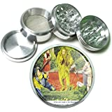 Judy Garland 1939 Wizard Of Oz 4Pc Aluminum Grinder D-213