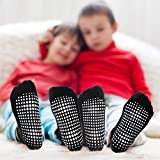 12 Pairs Anti Slip Baby Ankle Socks with Non Skid