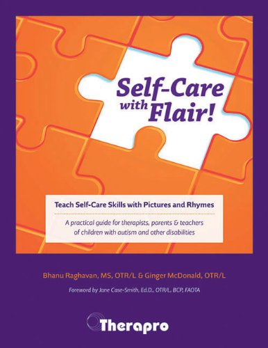 Self-Care with Flair!: Teach Self-Care Skills with Pictures and Rhymes