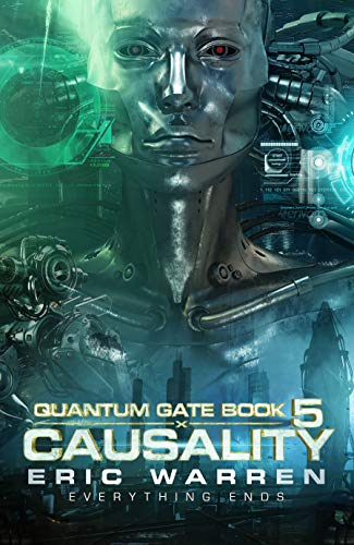 Causality (Quantum Gate Book 5)