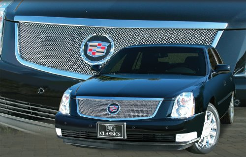CADILLAC DTS 2006-2011 CLASSIC FINE MESH UPPER GRILLE GRILL