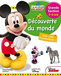 Mickey Découverte du monde Grande Section