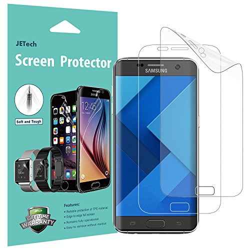 JETech Screen Protector Samsung Coverage