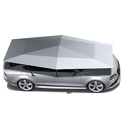 JL-Q Carpa Automática De Coche Carport Plegable Portátil Coche Protector De Paraguas De Coche