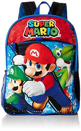 Mario Book Bag - 9