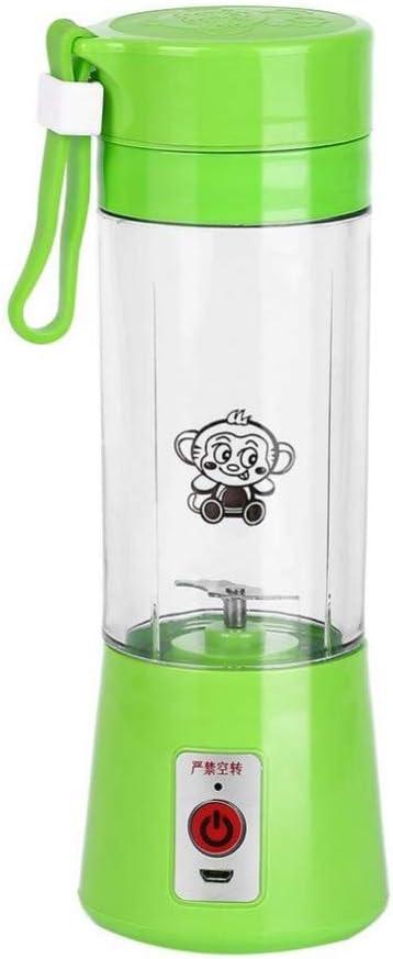 CSLFH 380 Ml Licuadora Portátil Juicer Cup USB Recargable ...