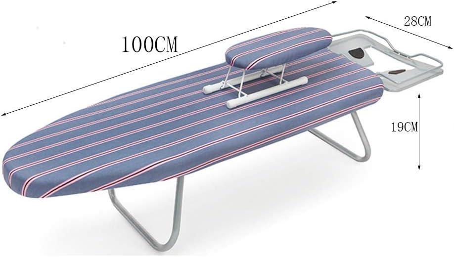 CSQ-Cleaning Planche à Repasser Multifonction avec Plateau 100 x 28 cm N°2