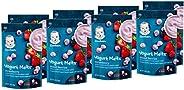 Gerber Yogurt Melts, Strawberry & Mixed Berry, 8 C