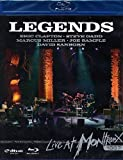 1982 & 1985 - Live At Montreux [Blu-ray] [Import anglais]