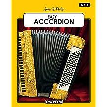 Easy Accordion - Vol. 1