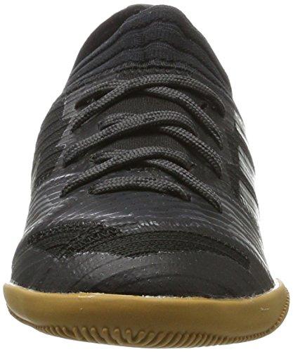 adidas Nemeziz Tango 17.3 In J, Zapatillas de Deporte Unisex Niños Varios colores (Negbas / Negbas / Neguti)