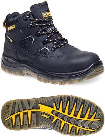 Dewalt Challenger 3 Sympatex Safety Work Boots Brown Steel Toe Cap /& Midsole /&