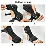 Foot Orthosis Corrective Foot Drop Adjustable