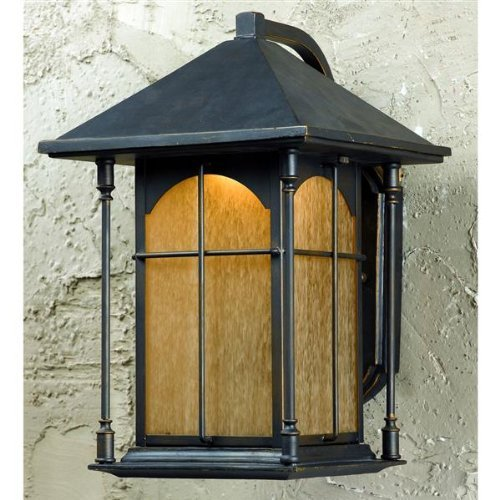 Triarch 79132-14 Ahoy LED Wall Sconce, Oil Rubbed - Outdoor Triarch Sconce Lighting
