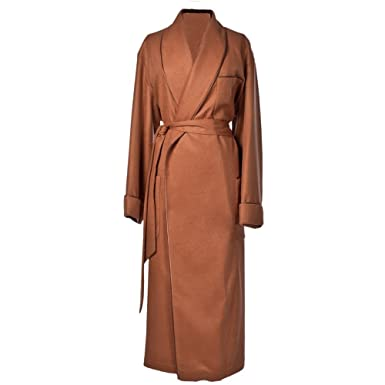 Daniel Hanson Cashmere Dressing Gown For Men Amazoncouk Clothing