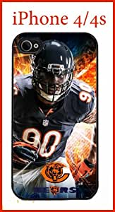iphone covers NFL Chicago Bears Case for Iphone 6 4.7 Case Hard Silicone Case Apple Iphone 6 4.7