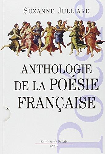 Anthologie De La Poesie Francaise (P)