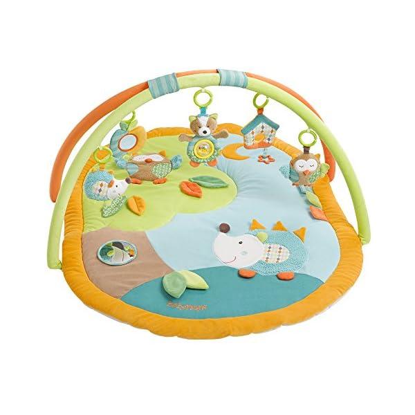 BabySun Tapis d'Éveil 3D, avec Plus de 6 Activités 1