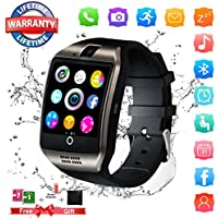 Smart Watch,Bluetooth Smartwatch Touch Screen Wrist Watch...