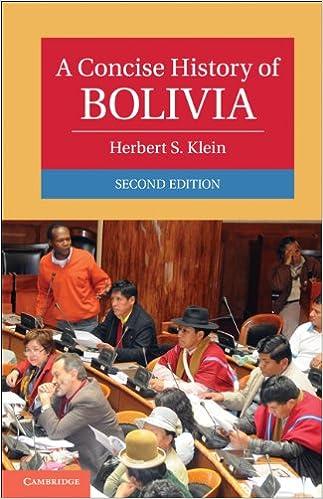 ?PORTABLE? A Concise History Of Bolivia (Cambridge Concise Histories). Ensanche estado distinta stream Coatings