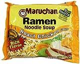 Maruchan Ramen Roast Chicken, 3.0 Oz, Pack of 24
