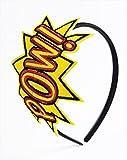 Best Forum Novelties Headbands - Forum Novelties Women's Pop Art Comic Headband Pow Review