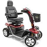 Pride Mobility PURSUIT XL PMV SC714 Pride Electric Scooter RED color