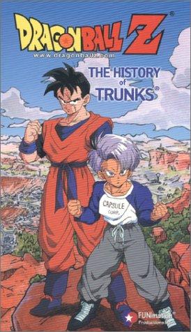 Dragonball Z - The History of Trunks (Edited) [VHS]