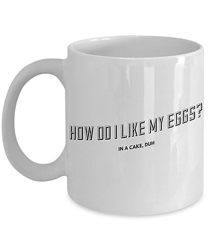 Amazon.com: Bakers Mug - Funny cooking quotes Coffee Mugs ...