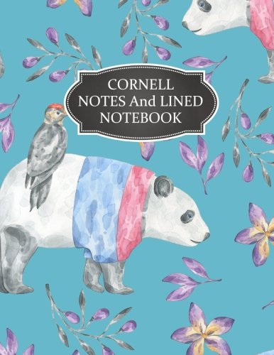 """Cornell Notes And Lined Notebook: Cornell Note Taking System Notebook Journal Notepad Paper College High-School 8.5"""" x 11"""" Large Format Size (Cornell ... Notebook Journal And Lined Series) (Volume 6) pdf"""