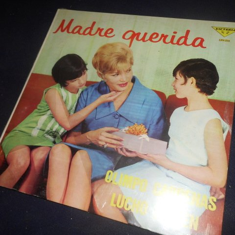 Lucho Bowen, Olimpo Cardenas - Madre Querida por Lucho Bowen y Olimpo Cardenas (Victoria // Vinyl) - Amazon.com Music