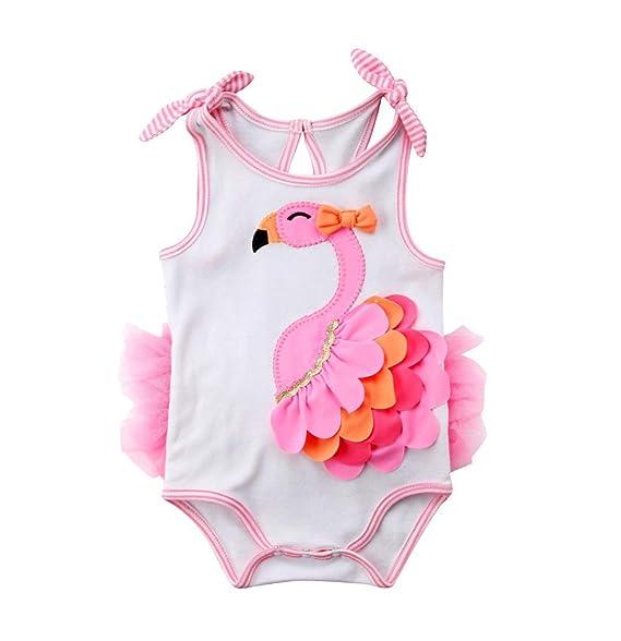 Amazon.com: Mono de flamenco para recién nacido, ajustable ...