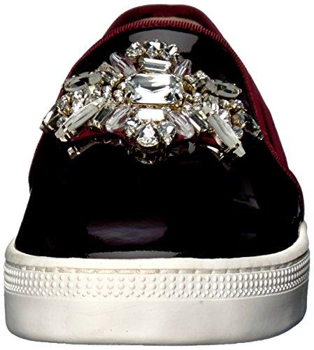 Badgley Mischka Kvinders Barre Sneaker Bordeaux inSNEk