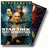 Star Trek - The Next Generation Movie Collection (Generations / First Contact / Insurrection) [Import USA Zone 1]
