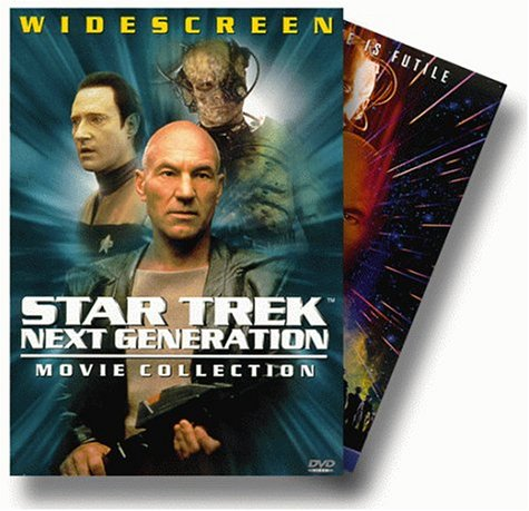 Star Trek - The Next Generation Movie Collection (Generations / First Contact / Insurrection) by Paramount