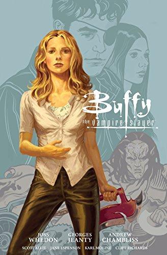 Buffy Season Nine Library Edition Volume 1 (Buffy the Vampire Slayer) [Whedon, Joss] (Tapa Dura)