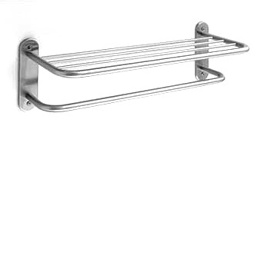 American Standard 8040.300.002 Prairie Field Towel Shelf with Towel ...