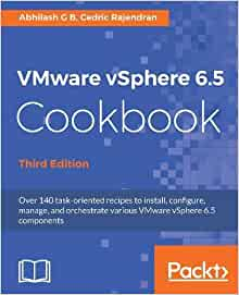 ¾ [PDF] Sellers VMware vSphere 6 5 Cookbook - Third Edition: Over
