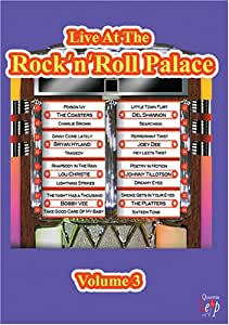 Live from the Rock'n'roll Palace, Vol. 3