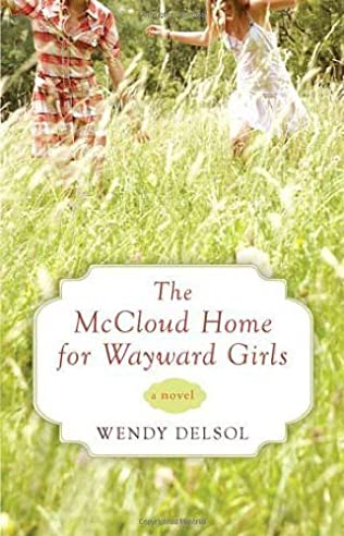 book cover of The McCloud Home for Wayward Girls